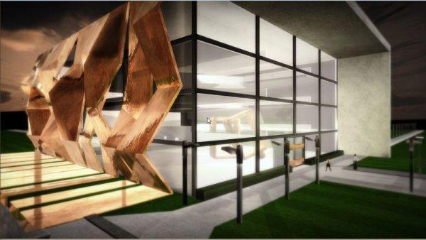 Creating Architectural Visualizations Using Enlighten in Unity بازی سازی آموزش یونیتی سه بعدی در معماری نورپردازی رندرگیری