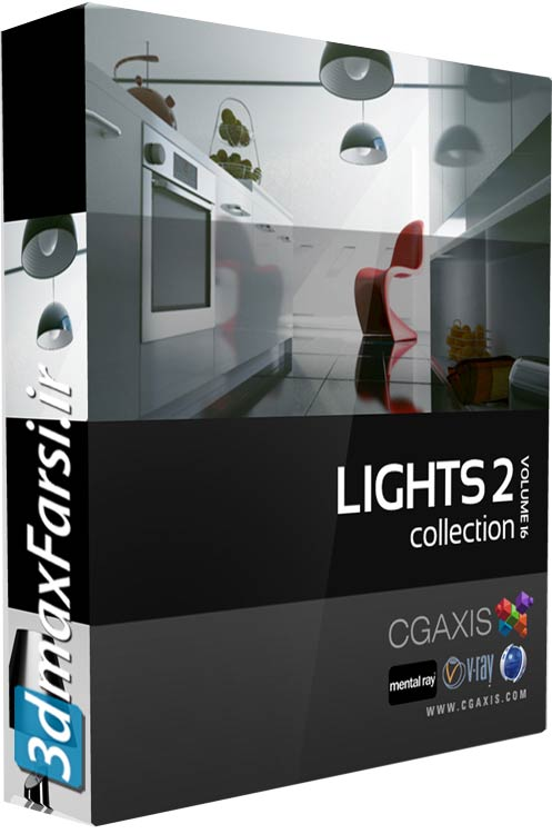 Download CGAxis Models Volume 16 Lights II
