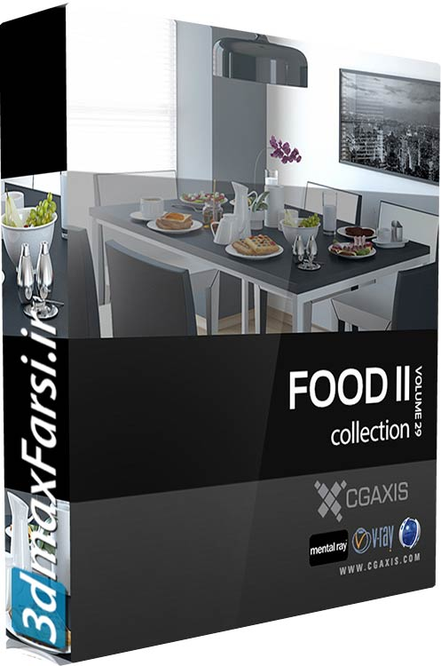 Download CGAxis Models Volume 29 Food II