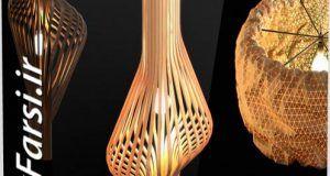 دانلود رایگانآبجکت روشنایی لوستر سه بعدیCGAxis Models Lighting Collection