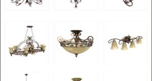 دانلود رایگان مدل سه بعدی لوستر کلاسیک 3D Models Collection 022 Classic Lights