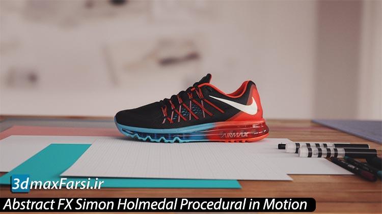 آموزش جلوه ویژه نرم افزار هودینی FX Simon- Holmedal in Motion