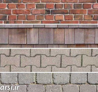 دانلود مجموعه تکسچر معماری ساخت و ساز Dosch Design - Construction XT