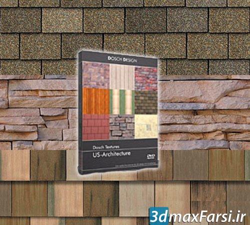 دانلود تکسچر پرکاربرد معماری Dosch Design – Textures USA Architecture