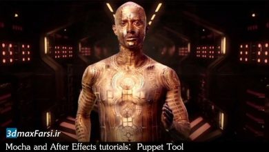 Mocha and After Effects tutorials Puppet Tool
