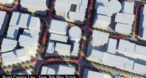 اسکریپت ساخت خیابان و جادهRoad Creator Lite