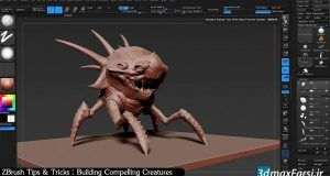 ZBrush Tips & Tricks : Building Compelling Creatures