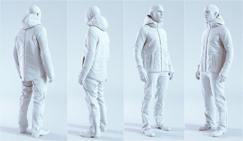 آموزش مارلوس دیزاینر طراحی لباس و پارچه Marvelous Designer