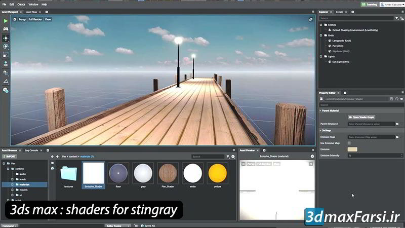 [عکس: 3ds-max-shaders-for-stingray.jpg]
