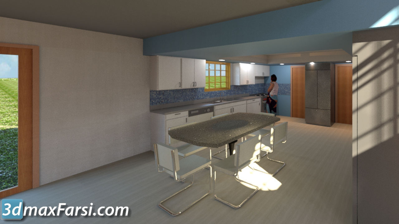Photo of آموزش طراحی داخلی رویت Revit Interior Design Construction Ready Techniques