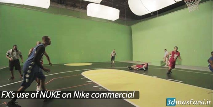 جلوه ویژه نوک فیلم سینمایی NUKE VFX