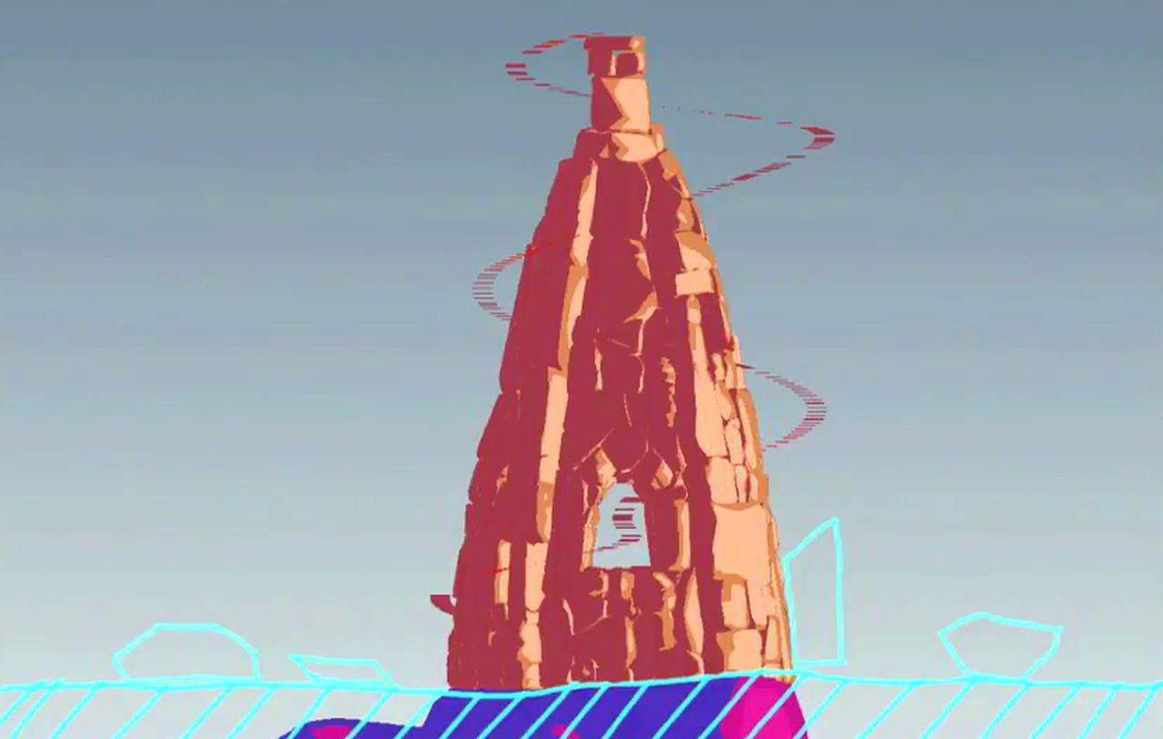 آموزش انیمیشن سازی رویه ای مودو Foundry MODO Procedural Animation
