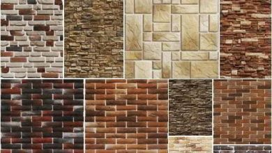 Photo of پکیج تکسچر سنگ آنتیک آجر دکوراتیو Decorative Stone Wall Textures
