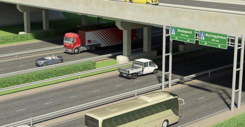 Turbosquid 3D Highway Elements Pack