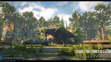 دانلود رایگان پروژه کامل از محیط آماده سه بعدی آنریل انجین | Unreal Engine 4