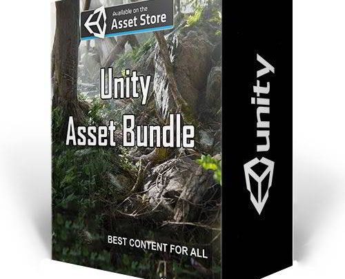 دانلود پکیج یونیتی بازی سازی سه بعدی Unity Asset Bundle 1 – October 2018