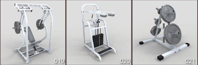 دانلود رایگان آبجکت مبلمان ورزشی 3d max