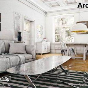 دانلود مدل های آماده برای یونیتی ArchVizPRO Interior Vol.1 - Asset Store