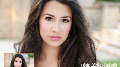 دانلود اکشن فتوشاپ زیبایی و آرایش صورت Beauty Box Collection