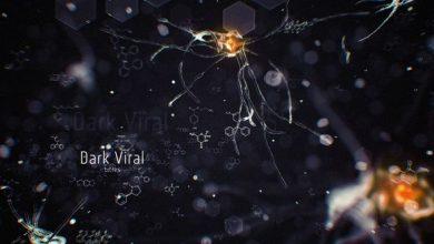 دانلود پروژه افترافکت نمایش تایتل علمی VideoHive Dark Viral Titles