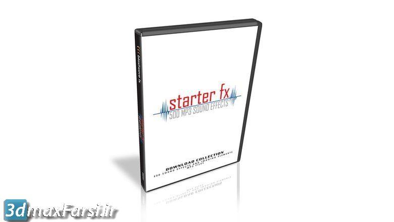 دانلود پکیج حرفه ای افکت صوتی برای میکس Blastwave Starter FX