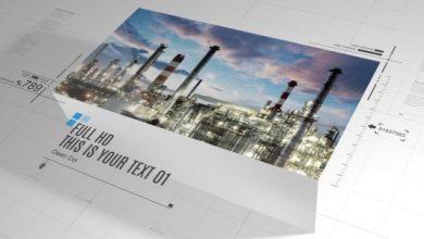 پروژهآماده افتر افکت اسلایدشو شرکتیCorporate Clean Corporate Slideshow