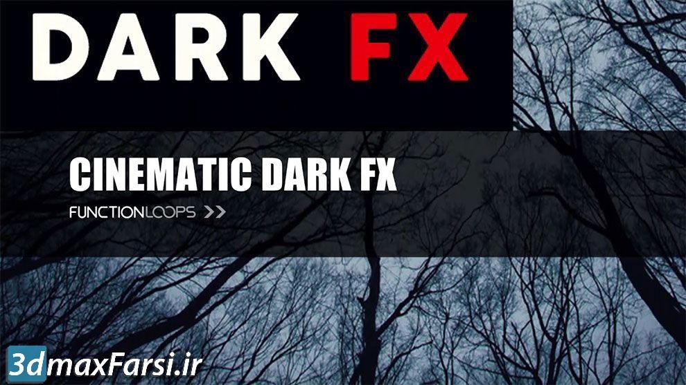 دانلود افکت صوتی ترسناک cinematic dark fx : Sound FX, World