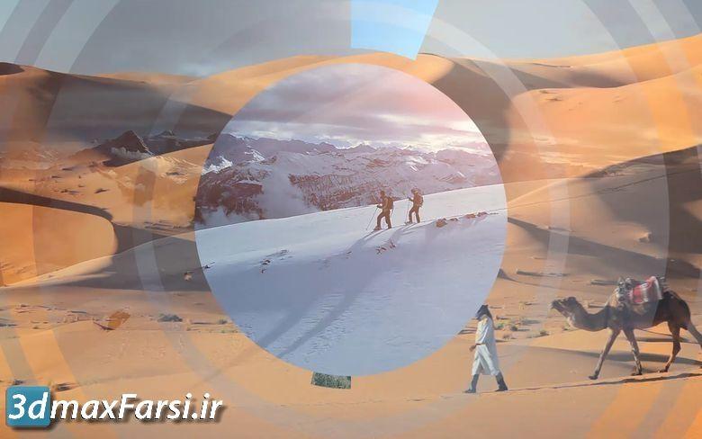 دانلود بهترین فوتیج ویدیویی تدوین : پریمیر + افترافکت Video Editor Toolkit
