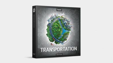پکیج جامع افکت صوتی حمل و نقل صدای ماشین Transportation