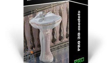 دانلود پکیج آبجکت معماری داخلی 3DDD PRO models – Bundle 14