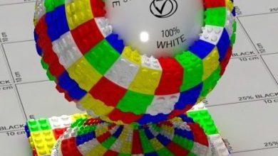 دانلودمتریال پلاستیک | تکسچر پلاستیک Vray 3ds max