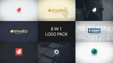 دانلود پروژه افترافکت نمایش لوگو مینیمال Minimal Logo Pack