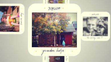 Photo of بهترین پروژه اسلایدشو افترافکت : نمایش عکس خانوادگی، مسافرت، جشن