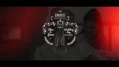 دانلود پروژه آماده افتر افکت فیلم عروسی videohive: Wedding Film Package
