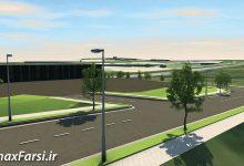 دانلود آموزش نرم افزار Autodesk InfraWorks 2019 طراحی مهندسی زیر ساخت شهری