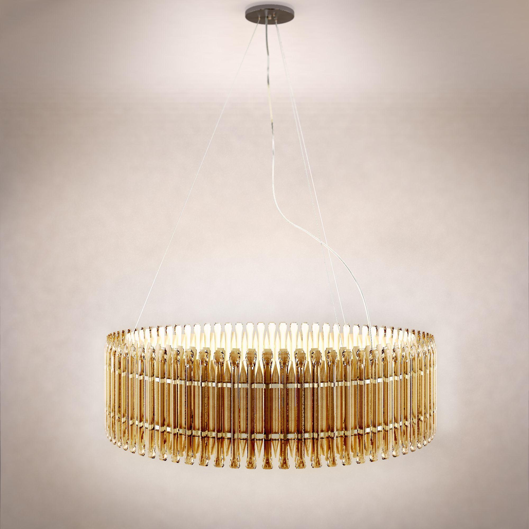 لوستر سه بعدی 3DDD - Ceiling Lamp