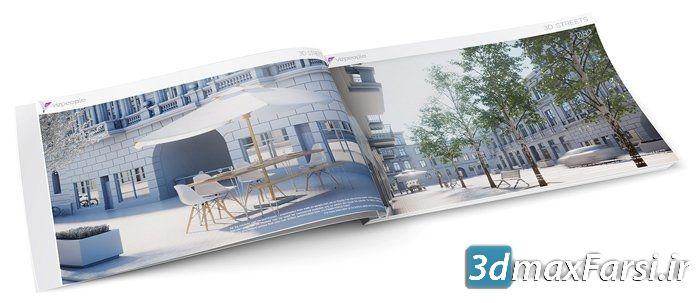 درخت سه بعدی سبک Viz-people 3D Streets V1
