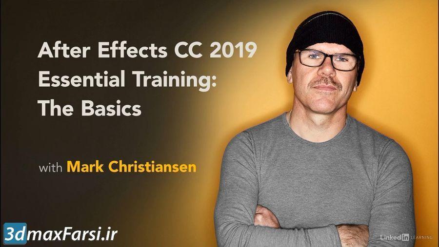 آموزش After Effects CC 2019