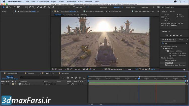Lynda - After Effects CC 2019 Essential Training VFX