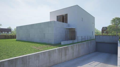 دانلود رایگان محیط آماده آنریل انجین معماری خانه Riviera برای Unreal Engine