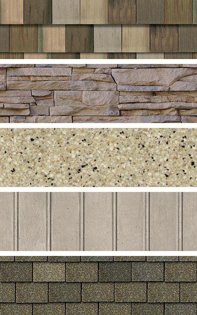 تکسچر معماری Dosch Design - Textures USA Architecture