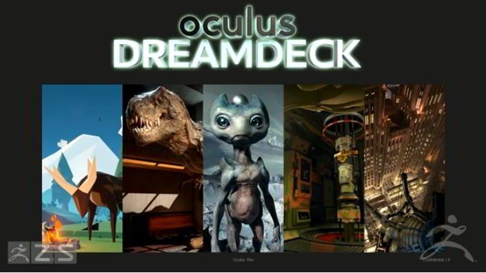 معرفی نمونه پروژه های کار شده زیبراش Oculus Presentation at ZBrush