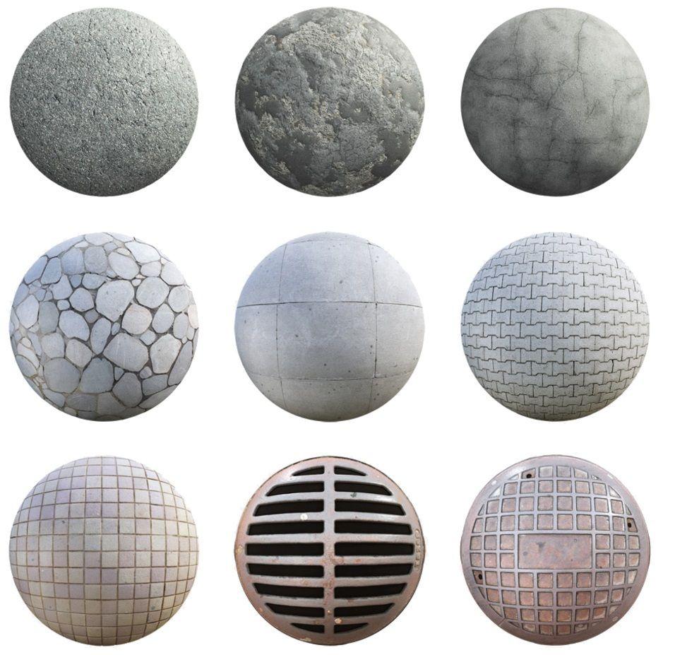 دانلود رایگان کالکشن تکسچر زمین با کیفیت Poliigon 4K Collection