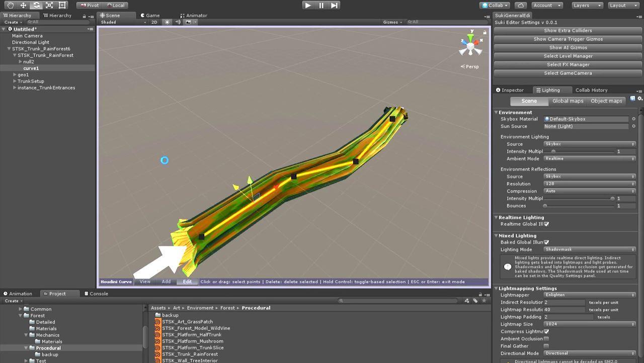 آموزش مدلسازی هودینی برای بازی سازی Houdini 3D Procedural Modeling