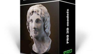 باندل آبجکت های دکوراسیون داخلی 3DDD PRO models – Bundle 21
