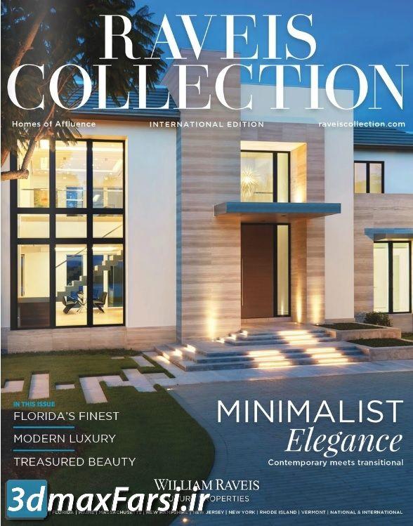 دانلود مجله طراحی داخلی معماری Raveis Collection 2019 PDF