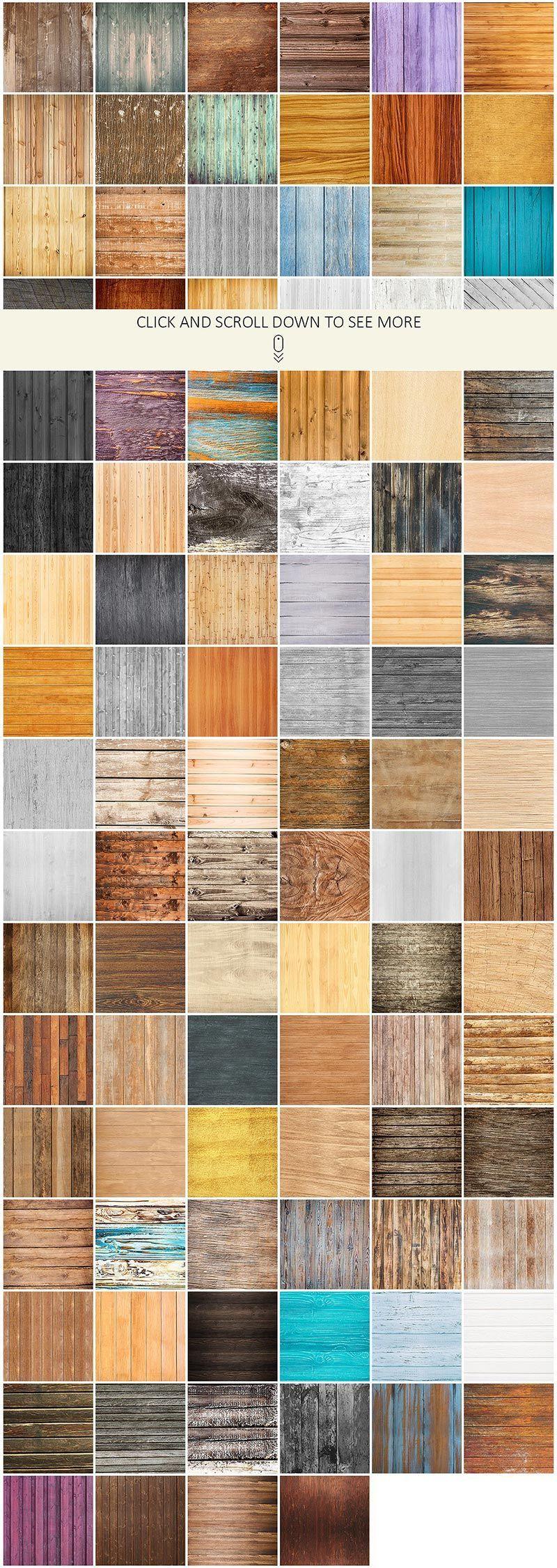دانلود استوک تکسچر چوب Creativemarket 100 Real Wood Textures