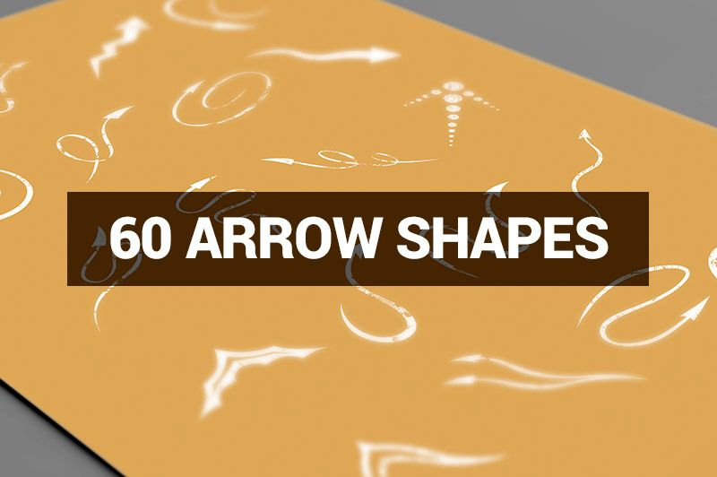 دانلود رایگان Creativemarket Megabundle 1160 Decorative Shapes