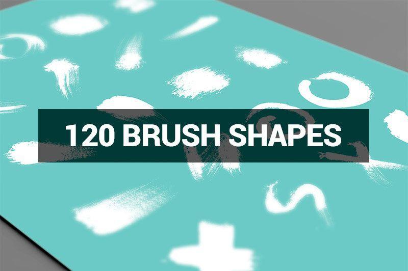 دانلود طرح های گرافیکی برای فتوشاپ Creativemarket Megabundle 1160 Decorative Shapes