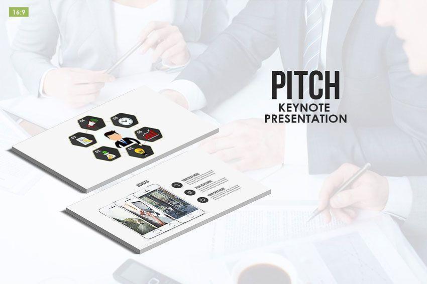 دانلود تم پاورپوینت کی نوت 2018 Fresh Bundle Presentations PPTX & Keynote